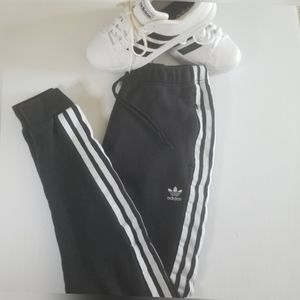 Adidas slim cuff sweat pant